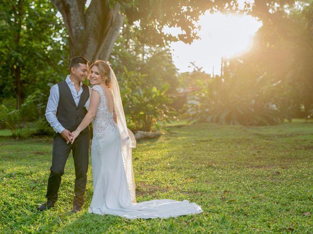 El matrimonio de eddy y lorena en San Jerónimo, Antioquia 34