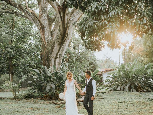 El matrimonio de eddy y lorena en San Jerónimo, Antioquia 36