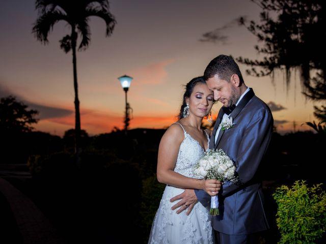 El matrimonio de Paula y Hernan