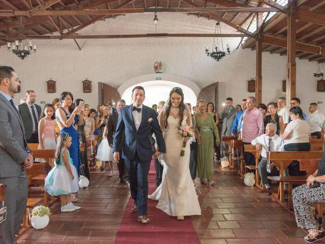 El matrimonio de Edwin y Marcela en Copacabana, Antioquia 10
