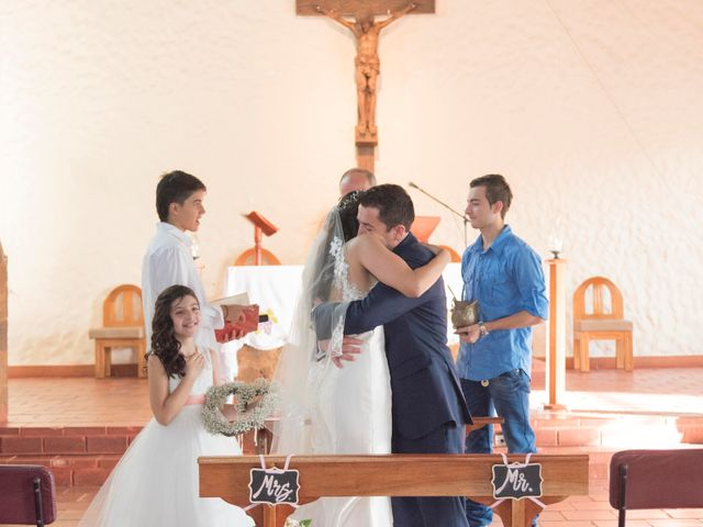 El matrimonio de Edwin y Marcela en Copacabana, Antioquia 13