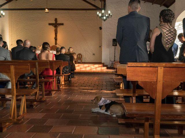 El matrimonio de Edwin y Marcela en Copacabana, Antioquia 14