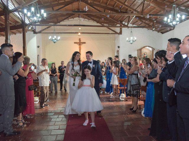 El matrimonio de Edwin y Marcela en Copacabana, Antioquia 15