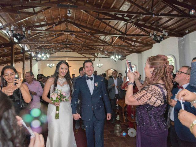 El matrimonio de Edwin y Marcela en Copacabana, Antioquia 16