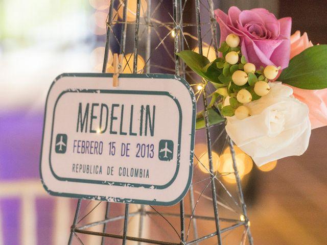 El matrimonio de Edwin y Marcela en Copacabana, Antioquia 22