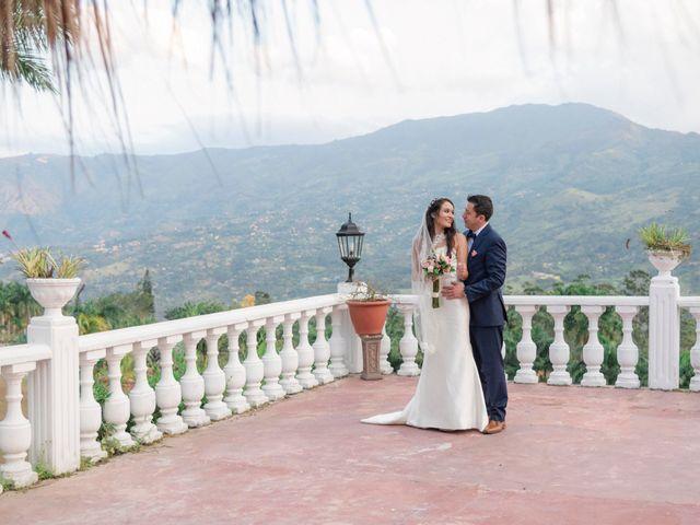 El matrimonio de Edwin y Marcela en Copacabana, Antioquia 34
