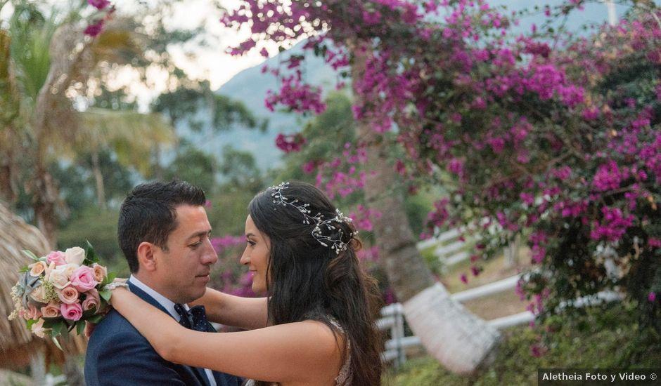 El matrimonio de Edwin y Marcela en Copacabana, Antioquia