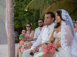 El matrimonio de Alejandra  y William 3