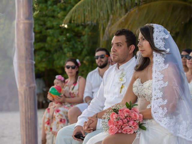 El matrimonio de William y Alejandra  en San Andrés, Archipiélago de San Andrés 3