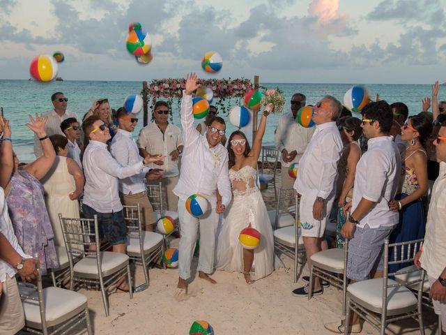 El matrimonio de William y Alejandra  en San Andrés, Archipiélago de San Andrés 5