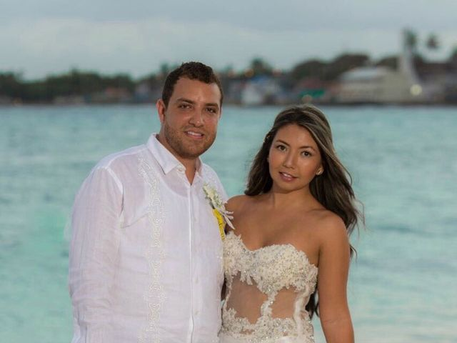 El matrimonio de William y Alejandra  en San Andrés, Archipiélago de San Andrés 8