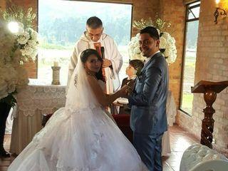 El matrimonio de Francisco y Zayra 1
