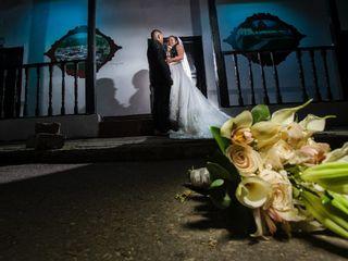 El matrimonio de Luz  y Rodrigo
