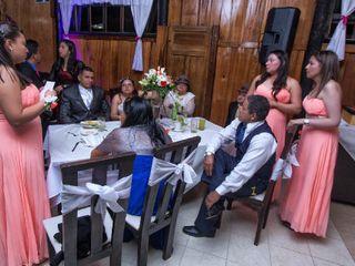 El matrimonio de Luz  y Rodrigo  3