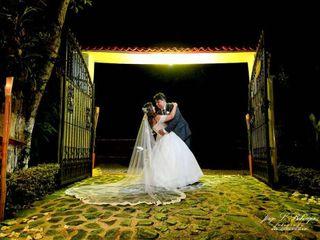 El matrimonio de Leidy Andrea Rojas y Luis Felipe Mendivelso