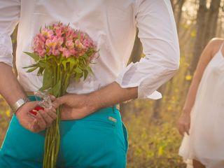 El matrimonio de Tatiana y Harvey 1