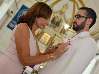 El matrimonio de Tatiana y Harvey 3