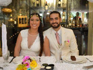 El matrimonio de Tatiana y Harvey