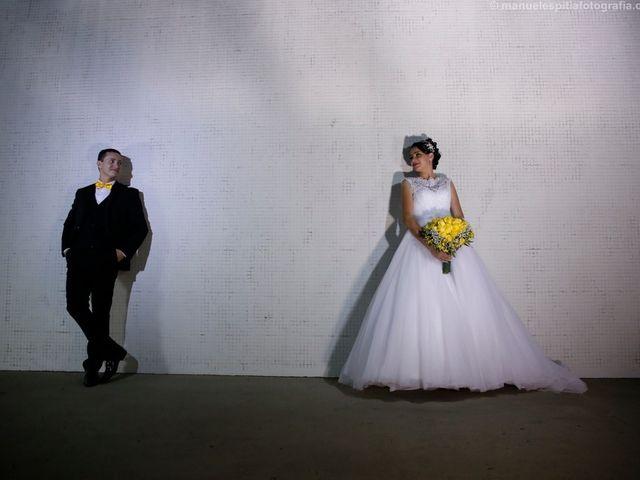 El matrimonio de Danny y Carol en Bogotá, Bogotá DC 25
