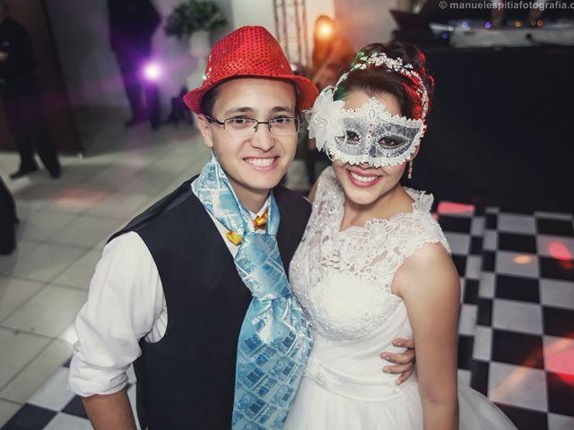 El matrimonio de Danny y Carol en Bogotá, Bogotá DC 30