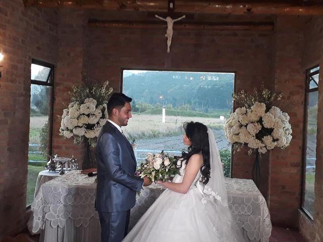 El matrimonio de Francisco y Zayra