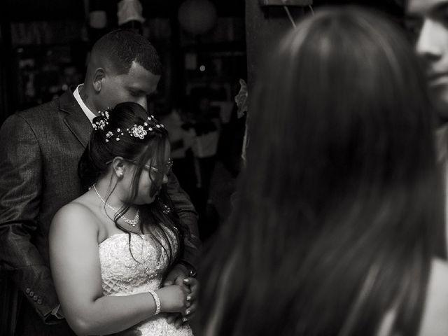 El matrimonio de Rodrigo  y Luz  en Madrid, Cundinamarca 2