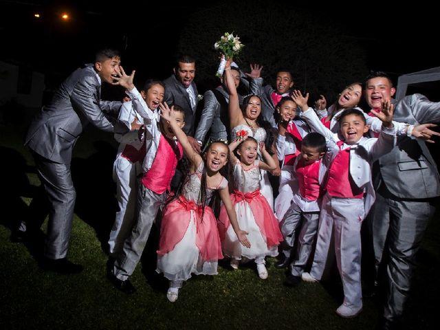 El matrimonio de Rodrigo  y Luz  en Madrid, Cundinamarca 4