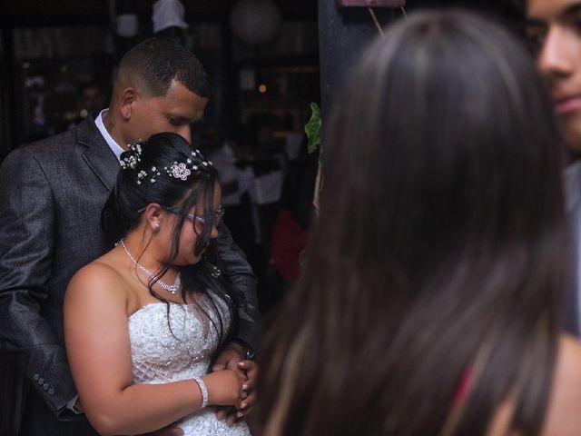 El matrimonio de Rodrigo  y Luz  en Madrid, Cundinamarca 7