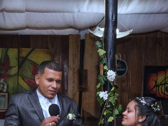 El matrimonio de Rodrigo  y Luz  en Madrid, Cundinamarca 8