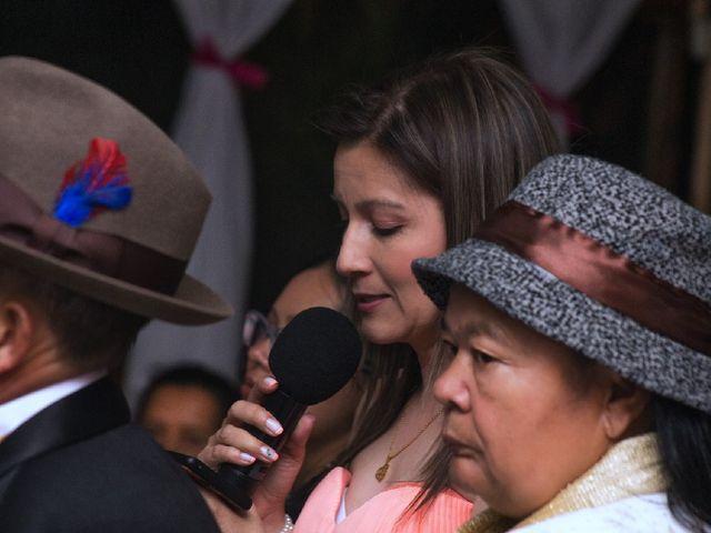 El matrimonio de Rodrigo  y Luz  en Madrid, Cundinamarca 9