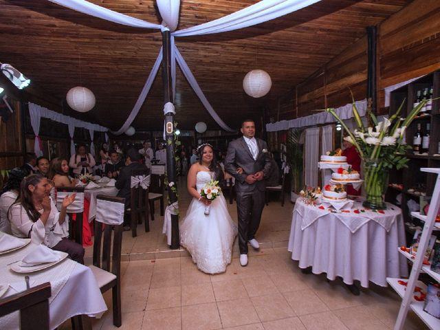 El matrimonio de Rodrigo  y Luz  en Madrid, Cundinamarca 10