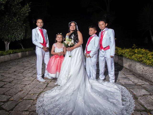 El matrimonio de Rodrigo  y Luz  en Madrid, Cundinamarca 14