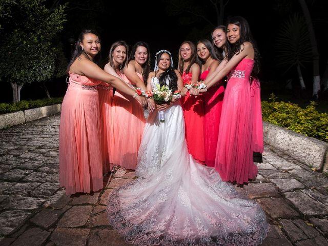 El matrimonio de Rodrigo  y Luz  en Madrid, Cundinamarca 15