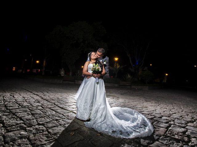 El matrimonio de Rodrigo  y Luz  en Madrid, Cundinamarca 16