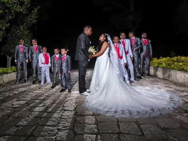 El matrimonio de Rodrigo  y Luz  en Madrid, Cundinamarca 17