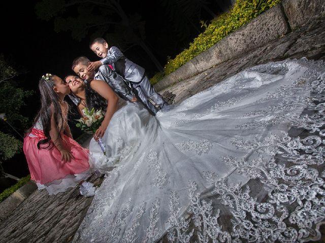 El matrimonio de Rodrigo  y Luz  en Madrid, Cundinamarca 19