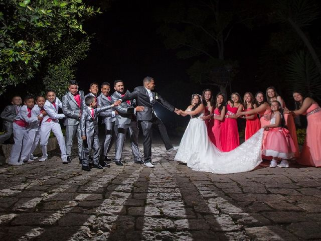 El matrimonio de Rodrigo  y Luz  en Madrid, Cundinamarca 20