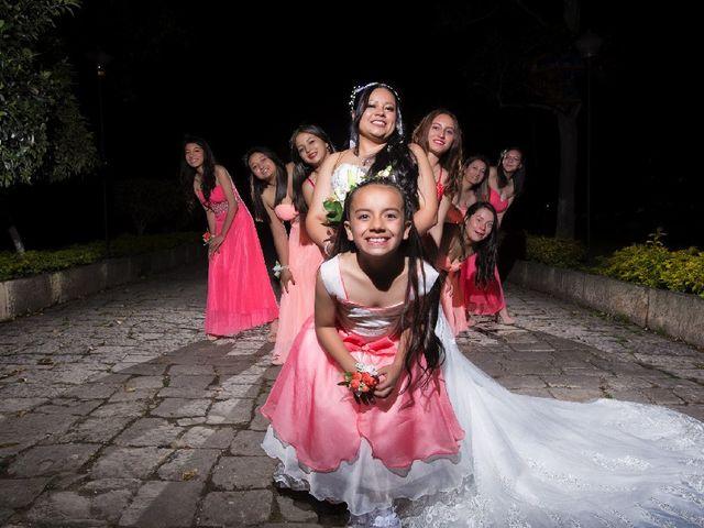 El matrimonio de Rodrigo  y Luz  en Madrid, Cundinamarca 22