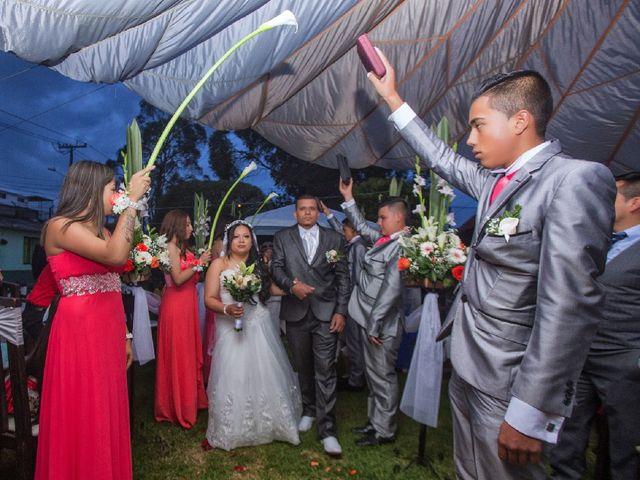 El matrimonio de Rodrigo  y Luz  en Madrid, Cundinamarca 24