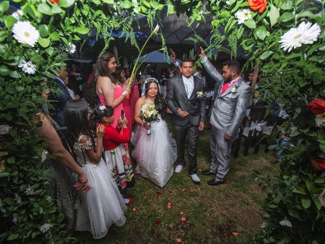 El matrimonio de Rodrigo  y Luz  en Madrid, Cundinamarca 25
