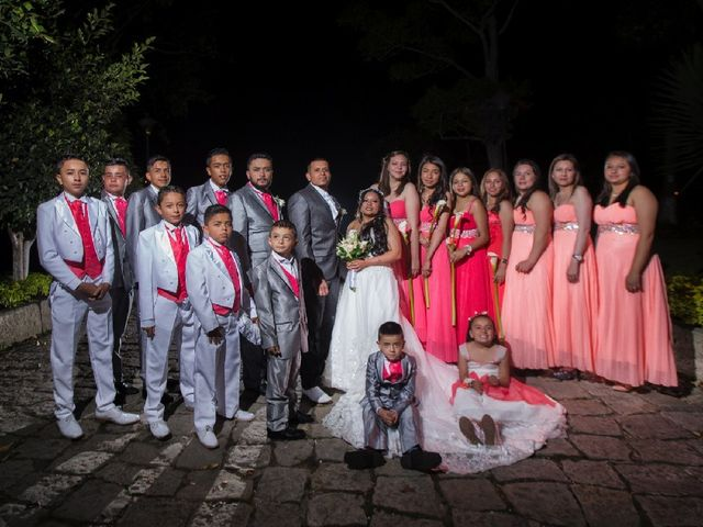 El matrimonio de Rodrigo  y Luz  en Madrid, Cundinamarca 26