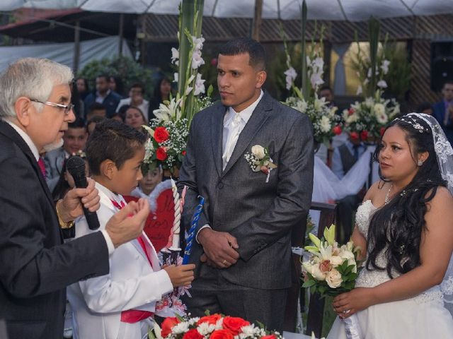 El matrimonio de Rodrigo  y Luz  en Madrid, Cundinamarca 27