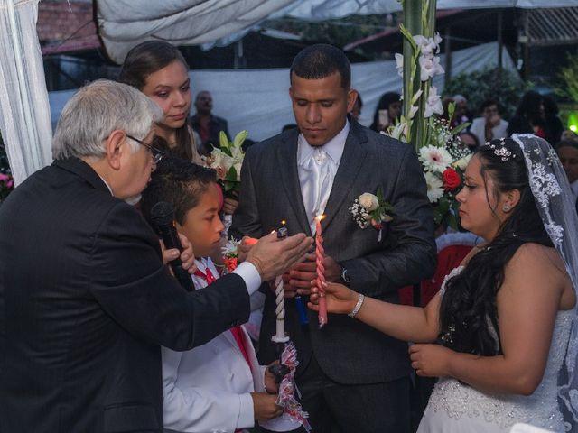 El matrimonio de Rodrigo  y Luz  en Madrid, Cundinamarca 28