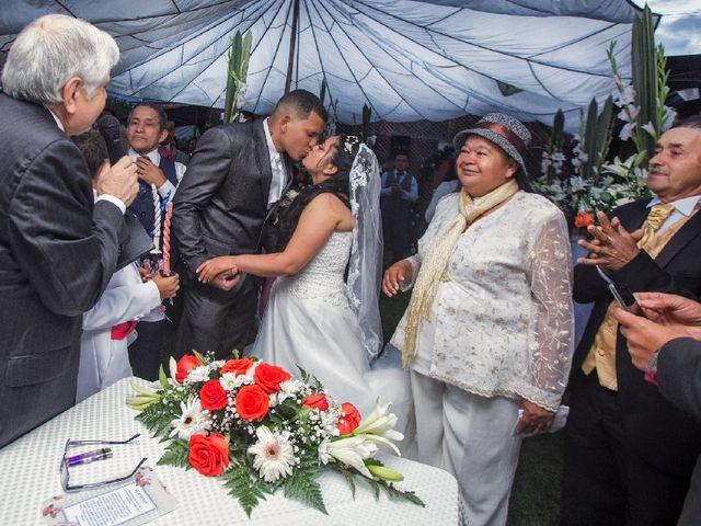 El matrimonio de Rodrigo  y Luz  en Madrid, Cundinamarca 29