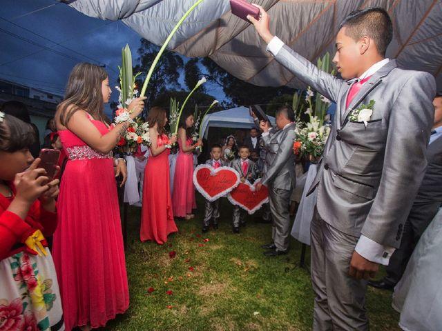 El matrimonio de Rodrigo  y Luz  en Madrid, Cundinamarca 30
