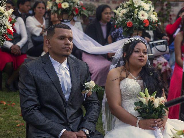 El matrimonio de Rodrigo  y Luz  en Madrid, Cundinamarca 33