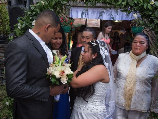 El matrimonio de Rodrigo  y Luz  en Madrid, Cundinamarca 38