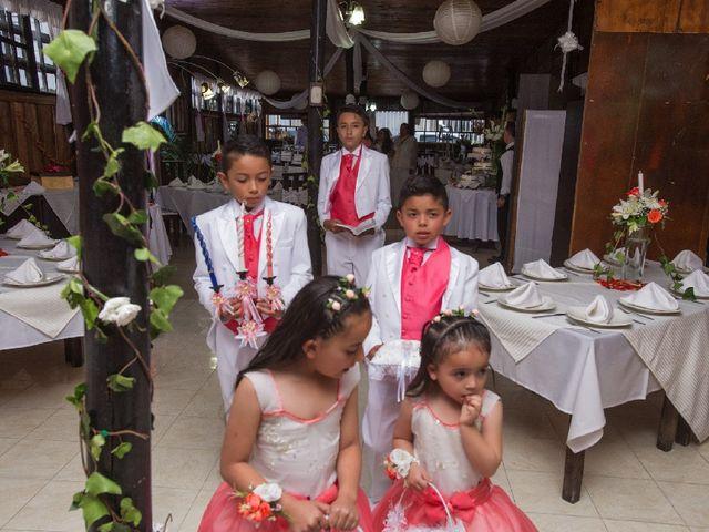 El matrimonio de Rodrigo  y Luz  en Madrid, Cundinamarca 39