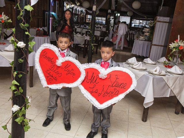El matrimonio de Rodrigo  y Luz  en Madrid, Cundinamarca 40