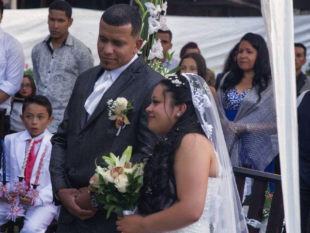 El matrimonio de Rodrigo  y Luz  en Madrid, Cundinamarca 41